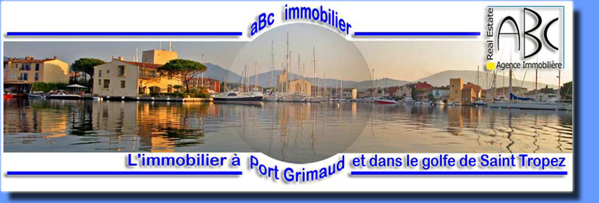 aBc immobilier PORT GRIMAUD